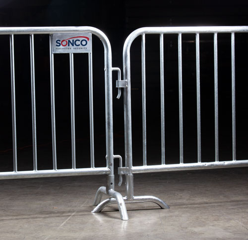 Sonco Perimeter Security: Crowd Management Products | Sonco