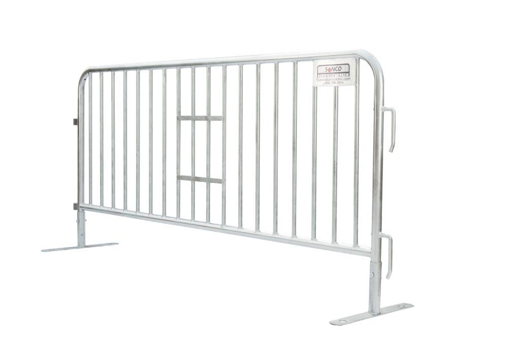 steel barricade 1